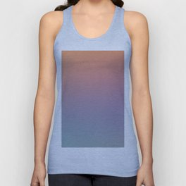 BUTTERFLY'S DREAM - Minimal Plain Soft Mood Color Blend Prints Unisex Tank Top