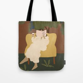A wine a day keeps the doctor away Tote Bag