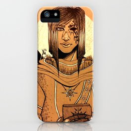 Fallen-Adal iPhone Case