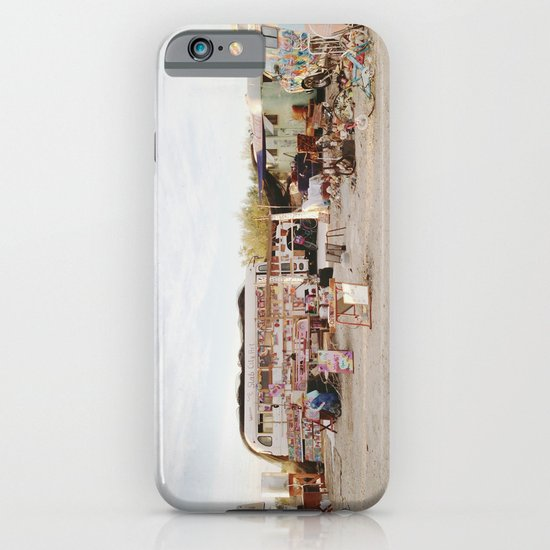 Slab City Art iPhone & iPod Case
