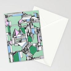 Tea Sandwich City Stationery Cards