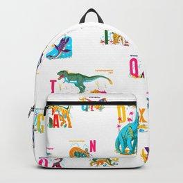 Alphasaurus Rex Backpack