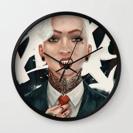 Babs Wall Clock