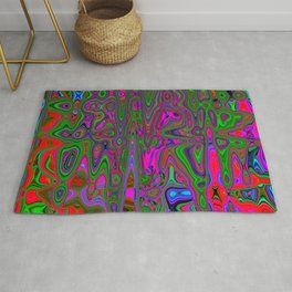 Psychedelic Happened Rug