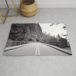 Going Places - Oregon Photography Rug