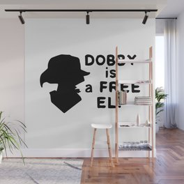 Dobby Is A Free Elf Wall Mural