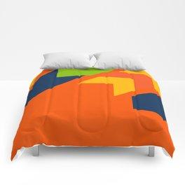 Onward, Onward Comforters