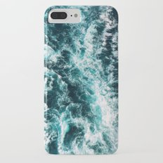 Beauty Waves iPhone 7 Plus Slim Case
