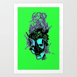 ultracrash201 Art Print