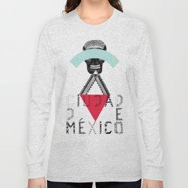 Locals Only - Ciudad de México Long Sleeve T-shirt