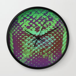 A Scaly Surprise Wall Clock
