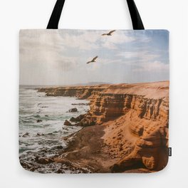 Chilean Coast Tote Bag