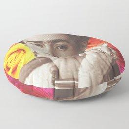 Frida Cigarettes Floor Pillow
