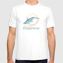 Miasma Dolphins T-shirt