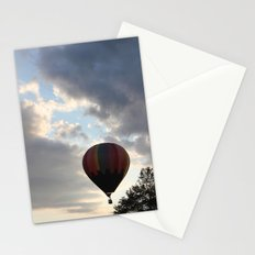 Adrift Amongst the Clouds Stationery Cards