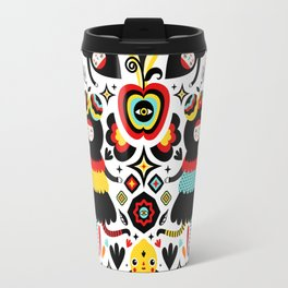 Morning Apple Travel Mug
