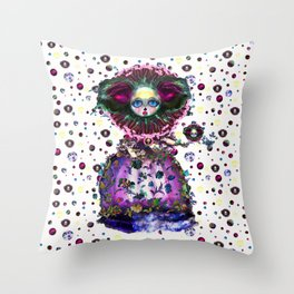 Confetti and Fanfare  Throw Pillow