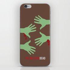 The Walking Dead - Minimalist iPhone & iPod Skin