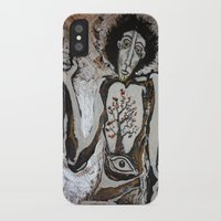 cassandra jean iPhone & iPod Cases featuring Cassandra. by Evilop