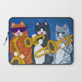 Salsa Cats Brass Section Laptop Sleeve