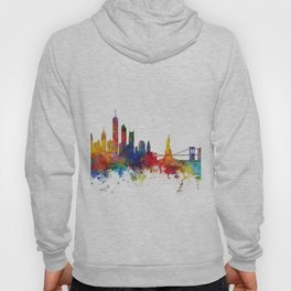 New York Skyline Hoody