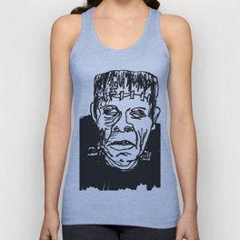 Frankenstein's Monster Unisex Tank Top