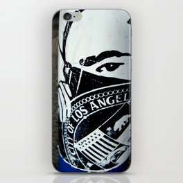 Bandit on the Curve iPhone Skin