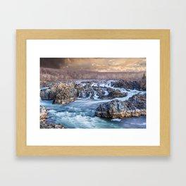 Landscapes by Jordan Berg Framed Art Print