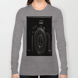 Canon Rebel T3 Front Long Sleeve T-shirt