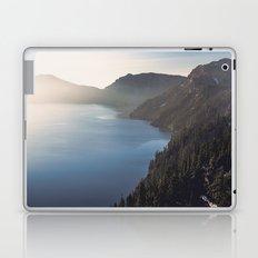 First Light at the Lake Laptop & iPad Skin