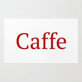 Caffe - Deep Learning Framework Rug