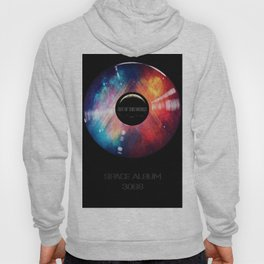 SPACE ALBUM 3066 Out of this World Hoody