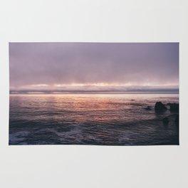 Big Sur Sunset Rug