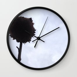 There's Life in Me Yet Wall Clock