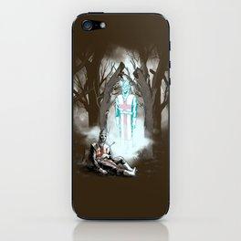 The Fallen Templar iPhone Skin