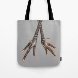 Chicken feet Tote Bag