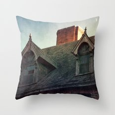 The Ward Throw Pillow