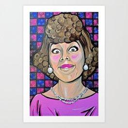 Eunice Harper Higgins Art Print