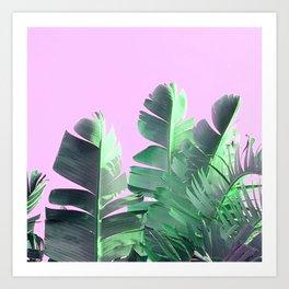 Palm Tree Muck Art Print