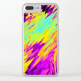 CHROMAS Clear iPhone Case