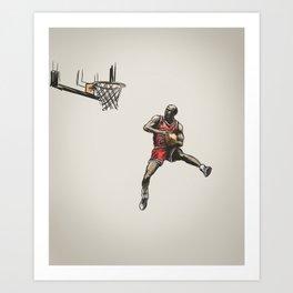 MJ50 Art Print