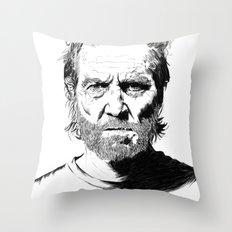 Jeff Throw Pillow