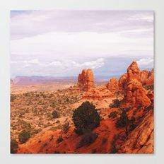 Arches, Utah Canvas Print