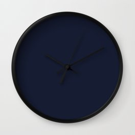 New York Midnight Wall Clock