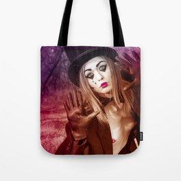 Mime Pop Tote Bag