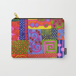 A Bit of Patchwork Carry-All Pouch