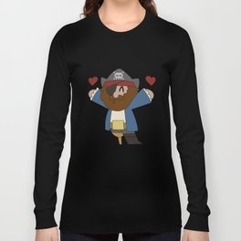 Pirate Love Long Sleeve T-shirt