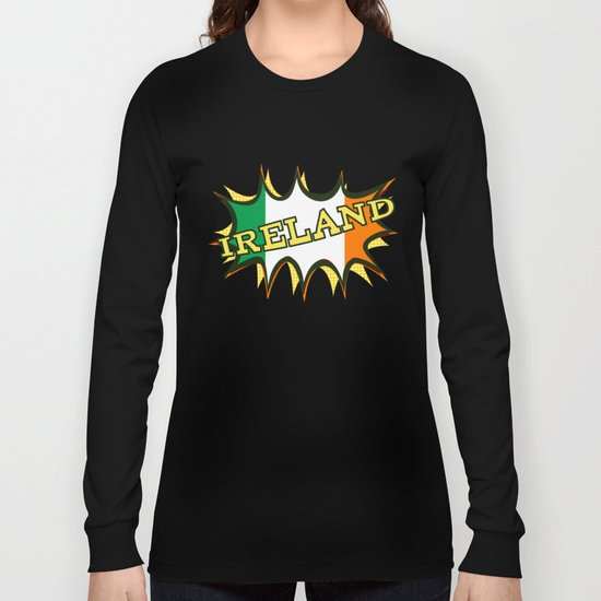 Ireland Patrick's day  Long Sleeve T-shirt