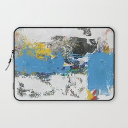 Crow Abstract Art Laptop Sleeve