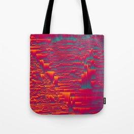 Aztec Sunset Tote Bag